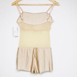 NEW Natalie Nude Dance Wear girls size: L